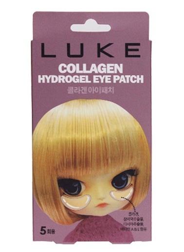 Luke Luke Kolajen Özlü Göz Maskesi - Eye Patch 5 Kullanımlık Renksiz